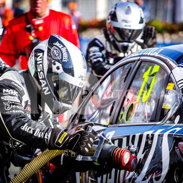 Fuel Stop at Gold Coast